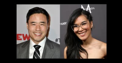 Ali Wong And Randall Park Are Making A Romantic Comedy For Netflix