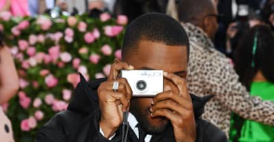 Frank Ocean took photos at the Met Gala for Vogue again