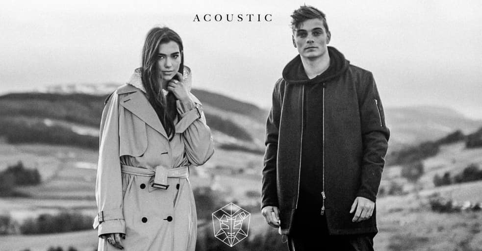 martin garrix & dua lipa - scared to be lonely (acoustic) download mp3