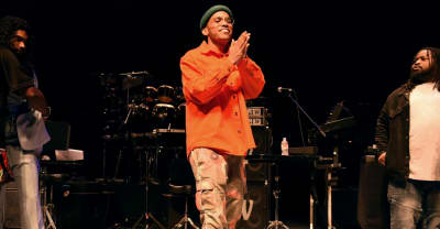 """Listen to Anderson .Paak's new track """"Who R U?"""""""