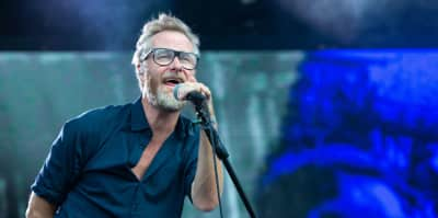 The National save a turkey in their new Thanksgiving song