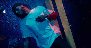 """6LACK crashes and burns in the """"Switch"""" music video"""