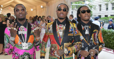 Are the Migos releasing new music tonight?