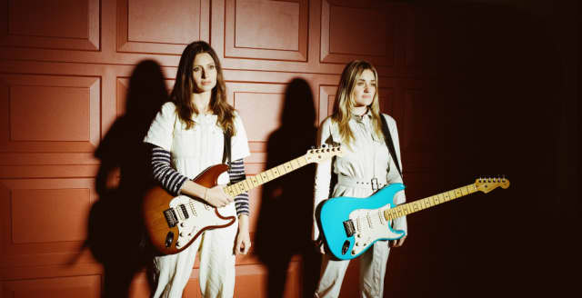"""Hear Aly & AJ groove out with Wild Nothing and Nancy Wilson on new single """"Listen!!!"""" 1"""