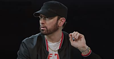 Watch part 2 of Eminem's Kamikaze interview
