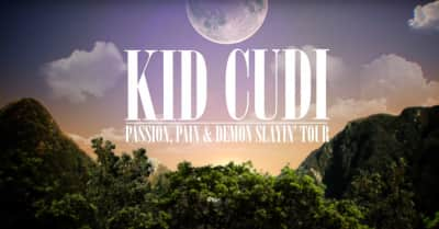 Kid Cudi Is Heading Out On The Passion, Pain & Demon Slayin' Tour