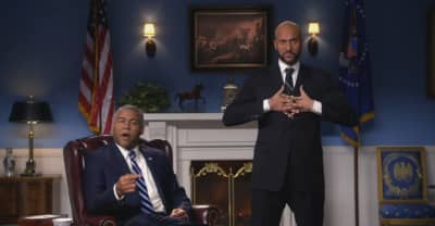 "Watch Key & Peele's ""Farewell Address"" As President Obama And Luther, His Anger Translator"
