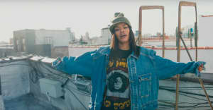 "Watch Teyana Taylor's ""Gonna Love Me (Remix)"" video"