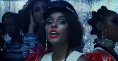"Janelle Monáe shares ""Screwed"" video"