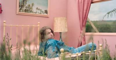 "Kevin Morby goes hitchhiking in the ""Campfire"" video"