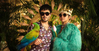 "Watch the slow, romantic video for Bomba Estereo's ""Amar Asi"""