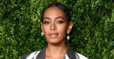 "Solange is writing new music but is ""not interested in entertainment at this moment"""