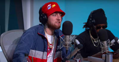 Mac Miller is the special guest on episode 6 of The Internet Presents: The internet on Apple Music
