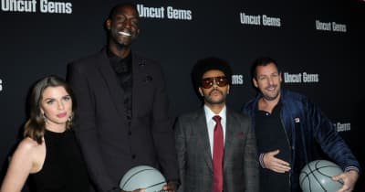 Uncut Gems scores biggest box office opening for A24