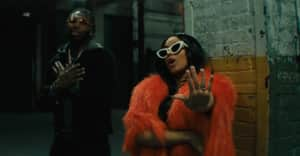 "Pardison Fontaine and Cardi B share ""Backin' It Up"" music video"