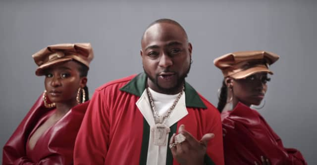 "Davido shares video for ""FEM,"" announces new album 1"