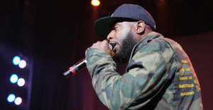 Twitter permanently suspends Talib Kweli for harrassment