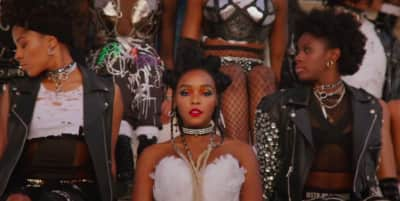 Janelle Monáe shares the Dirty Computer musical film