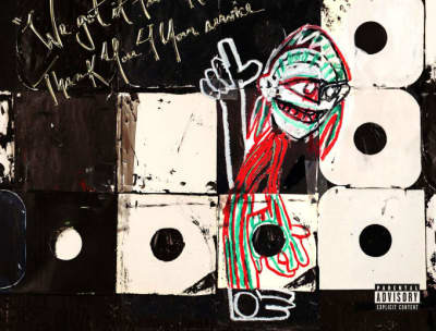 A Tribe Called Quest Share Album Artwork For We Got It From Here, Thank You for Your Service