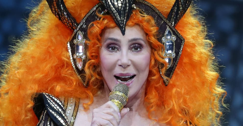 Watch Cher cover ABBA at the Met Gala