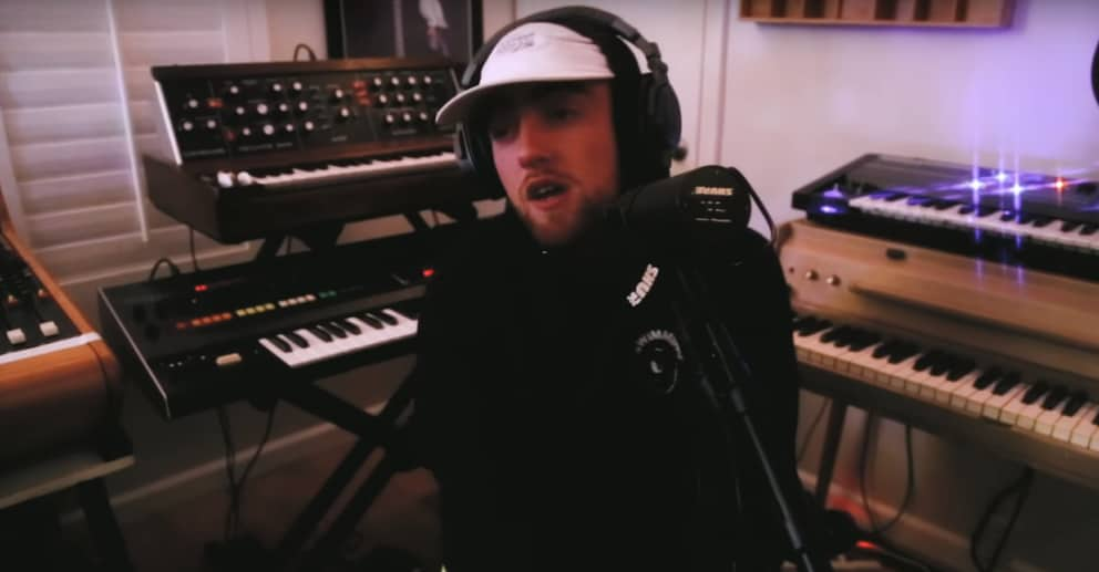 """Mac Miller shares live video for """"Inertia""""   The FADER"""