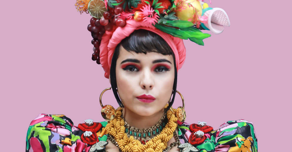 """Dominican Singer Jarina De Marco\'s """"Tigre"""" Video Is As Colorful As ..."""