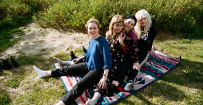 Chastity Belt open up about their Jay Som-produced new album