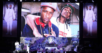 Nipsey and YG
