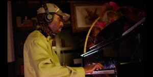 Blood Orange drops new improvisational piano track