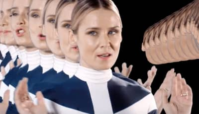 "Watch Róisín Murphy's trippy ""Jacuzzi Rollercoaster"" video"