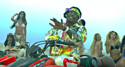 "Watch Young Thug and Gunna's new video for ""Surf"""