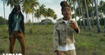 "Koffee shares the video for ""Pressure"" Buju Banton remix"