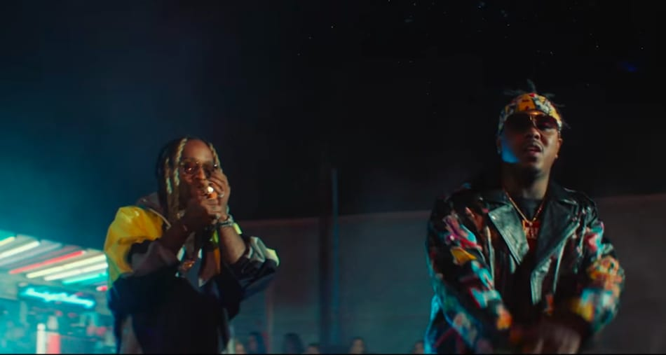 "Watch Jeremih and Ty Dolla $ign's music video for ""The Light"