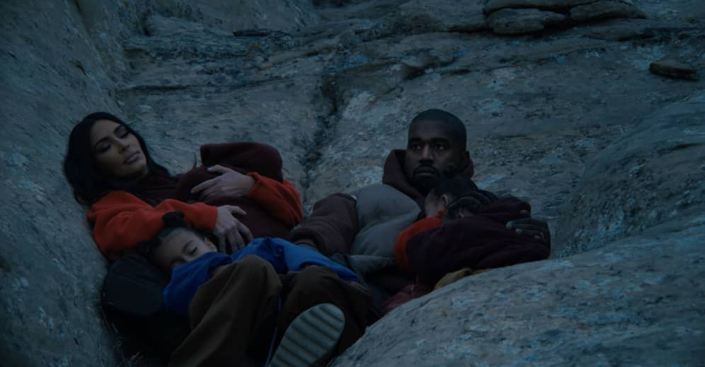 """Watch Kanye West's """"Closed On Sunday"""" video"""