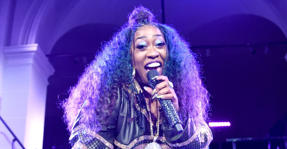Listen to Missy Elliott's first new project in 14 years