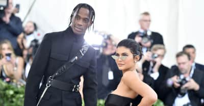 Kylie Jenner made Astroworld lip kits for Travis Scott's tour