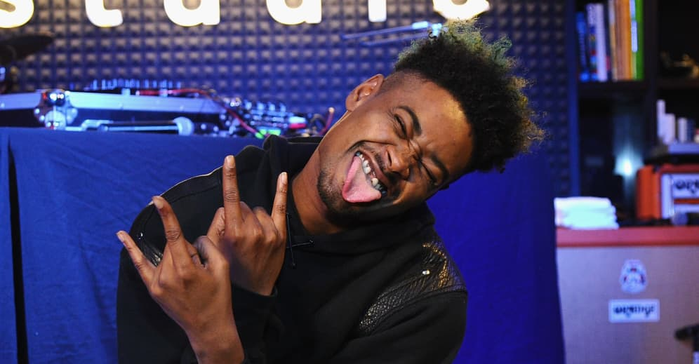 "Danny Brown drops Q-Tip-produced track ""Best Life"""