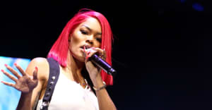 Teyana Taylor says she is taking over the Later That Night tour
