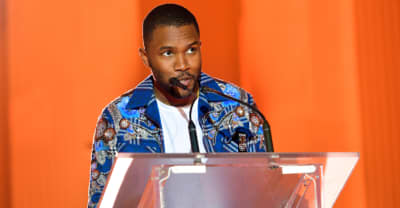 Listen to Frank Ocean's blonded Radio Midterms Pt. III