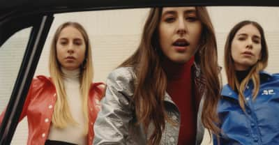 "HAIM Returns With New Song ""Right Now"""