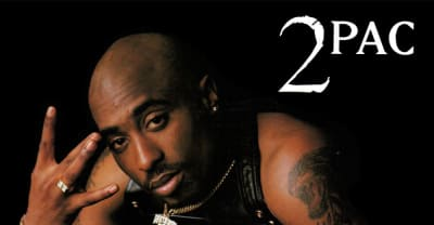 Tupac's Nose Stud From All Eyez on Me Album Art Up For Sale