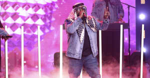"Watch Big Boi perform ""All Night"" on Fallon"
