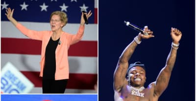 Elizabeth Warren prefers DaBaby over Snoop Dogg
