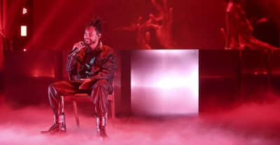 "Watch Miguel perform ""Come Through and Chill"" on The Tonight Show"