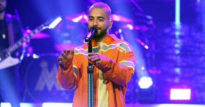 Watch Maluma make his late night debut on The Tonight Show