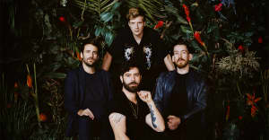 Foals lost a member and gained a whole new confidence