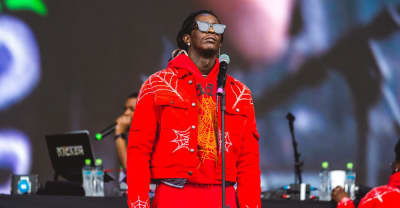Young Thug launches clothing brand SPIDER