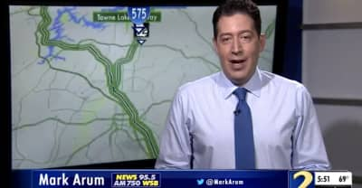 Watch a Bushwick Bill-themed traffic report from an Atlanta TV station