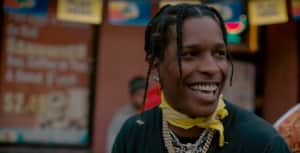 "Watch A$AP Rocky's ""Tony Tone"" video"