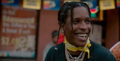 "Watch A$AP Rocky's ""Tony Tone"" video"